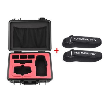 Portable Storage Bag Shockproof Handbag Travel Suitcase for DJI Mavic 2 Pro/Zoom