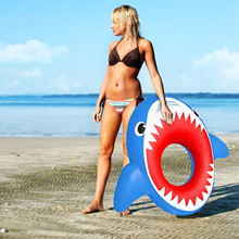 Swimming-Ring Activitives Float-Circle Party-Pool-Toy Outdoor Inflatable Kids Summer