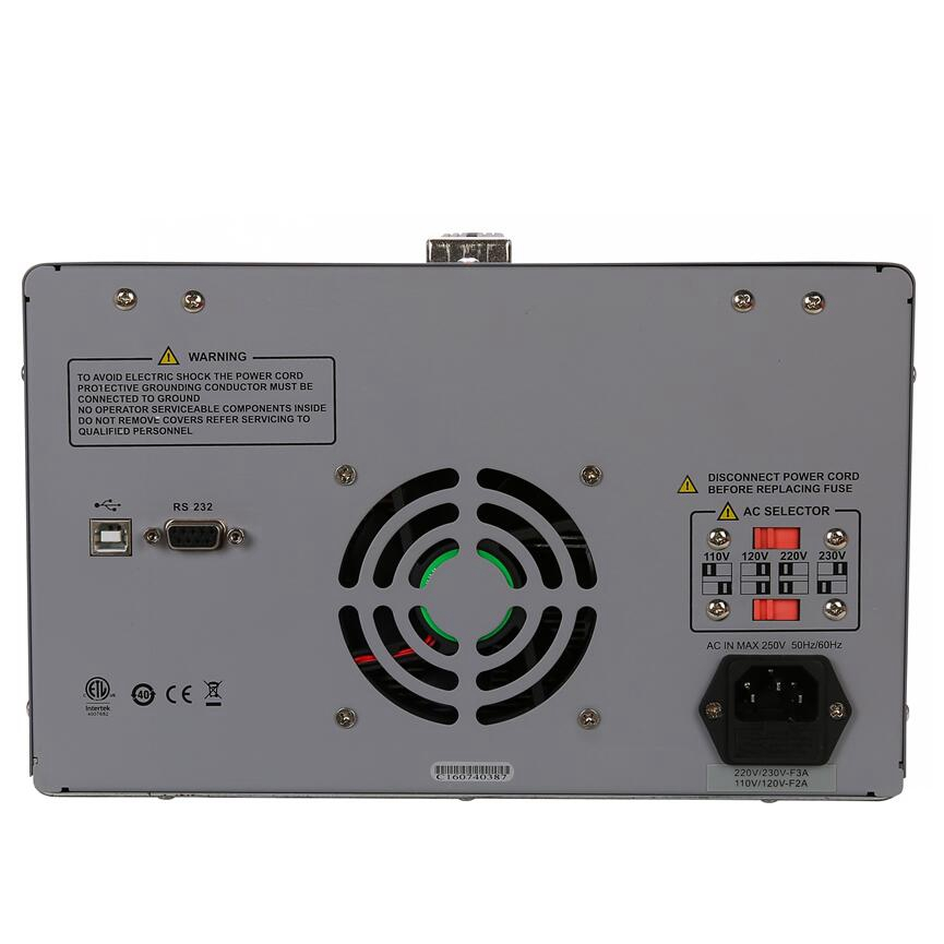 UNI-T 4-output USB Charging Programmable Linear DC Power Supply 4