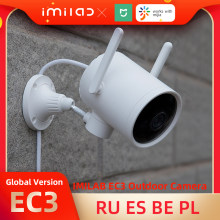 Global Version IMILAB EC3 Outdoor Camera Ip Camera Wifi Mi Home Security Camera 2K Night Vision Cctv Camera Surveillance Camera