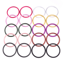 2Pcs/Set Baby Carriers Aluminium Baby Sling Rings For Baby Carriers & Slings High Quality Baby Carriers Accessories 3 Sizes