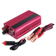 Oversea 1500W DC 12V to AC 110V Power Inverter Converter W/ Dual Outlets for Home Car Outdoor Use Auto Accessories