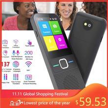 T10 Offline Voice Translator Smart Portable 137 Language Real time Translator Without Internet Inter Translation Machine