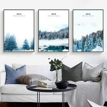 Picture for Living Room Home Decor Canvas Posters and Prints Nordic Style Wall Art Painting Decorative Picture for Living Room