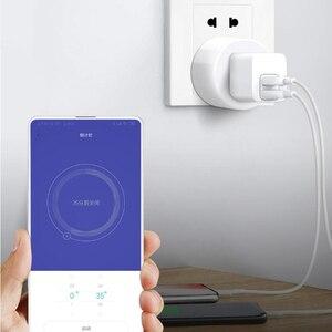 Image 5 - الأصلي Youpin Gosund CP1 Mijia مأخذ (فيشة) ذكي المنزل الذكية WiFi مقبس الهاتف مؤقت تحكم عن بُعد مقبس التحكم عن بعد مع Mijia التطبيق