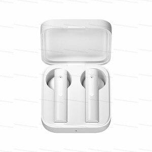 Image 5 - Оригинальные Xiaomi Air2 SE TWS Mi True беспроводные Bluetooth наушники Air 2SE наушники 20 часов в режиме ожидания с сенсорным управлением AirDots pro 2 SE