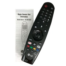 NEW AKB75375501 Original for LG AN-MR18BA AEU Magic Remote Control with Voice Mate for Select 2018 Smart TV new universal replacement remote control an mr500 an mr500g for lg magic 3d smart tv no voice no bluetooth controle remote