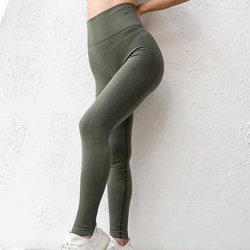 Gym Legging Sport Wanita Kebugaran Yoga Celana Pinggang Tinggi Celana Ketat Slim Menjalankan Olahraga Olahraga Cepat Kering Pelatihan Celana Yoga Pants Women Yoga Pantswomen Yoga Aliexpress