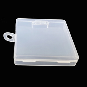 Image 5 - SD TF Transparent Memory Card Holder Component PP Packaging Box Plastic Environmental Protection PP Hook Box Memory Card Cases