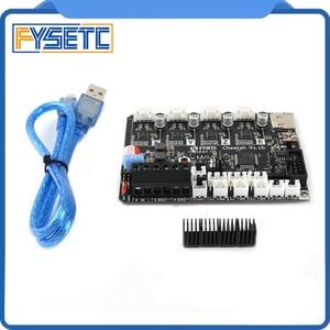Image 5 - Cheetah v1.1b 32bit Board TMC2209 UART Silent Board Marlin 2.0 SKR mini E3 TMC2208 For CR10 Ender 3 Ender 3 Pro Ender 5