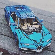Decool Bugatti утюги, совместимые 20086 IegoSet Technic Voiture 42083 строительные блоки, кирпичи, обучающая игрушка, подарок для Chlidren