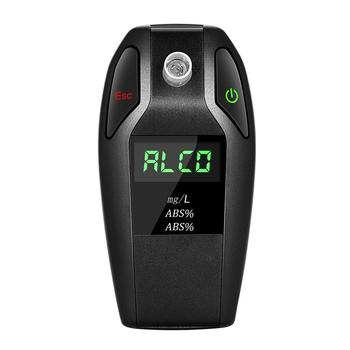 EEK-Brand ,Fuel Cell Sensor Digital Breath Alcohol Tester and Professional Grade Blood Alcohol Content  Made of Zinc Alloy