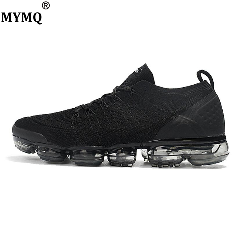 MYMQ New Air Vapormax 2.0 Running Shoes For Men Women Original Breathable Air Cushion Shoes Outdoor Athletic Sports Sneakers