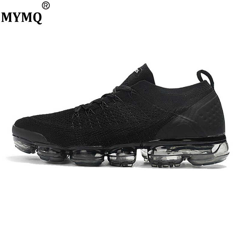 MYMQ yeni hava Vapormax 2.0 koşu ayakkabıları erkekler kadınlar için orijinal nefes hava yastığı ayakkabıları açık atletik spor ayakkabı