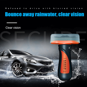 Image 4 - 100ml Anti Rain Agent Styling Car Window Hydrophobic Coating Windshield Rearview Mirror Stainproof Cleaning Portable Accessories