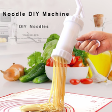 Pressing-Machine Noodle-Maker Cooking-Tools Manual Kitchen Handmade Household Hollow