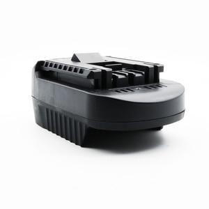 Image 3 - Li ion Batterie Adapter Für MAKITA 18V Batterie Konvertieren zu BOSCH 18V MT20BSL Cordless Power Tools