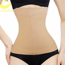 LAZAWG Taille Shapewear Cincher Body Shaper Corset Postpartum Buik Band Wrap C Sectie Tummy Controle Bindmiddel Gordel voor Vrouwen(China)