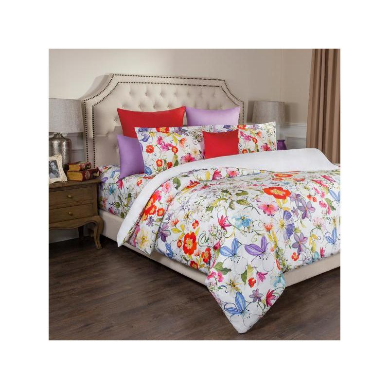 Bedding Set double-euro Dekor Toscana, Lavender фоторамка dekor toscana