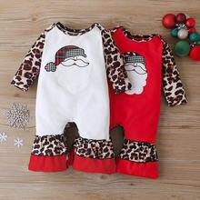 2020 Детский комбинезон на Рождество осенние носки для новорожденных