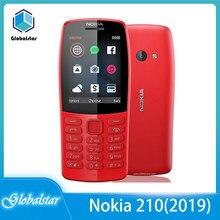 Nokia 210(2019) reconditionné Original téléphone portable 210(2019) Radio FM double SIM 2G Gsm de bonne qualité débloqué