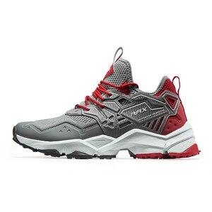 Image 3 - Rax ชายรองเท้าฤดูใบไม้ผลิฤดูหนาวการล่าสัตว์ boot รองเท้าผ้าใบกีฬากลางแจ้งสำหรับชายน้ำหนักเบา Mountain Trekking รองเท้า