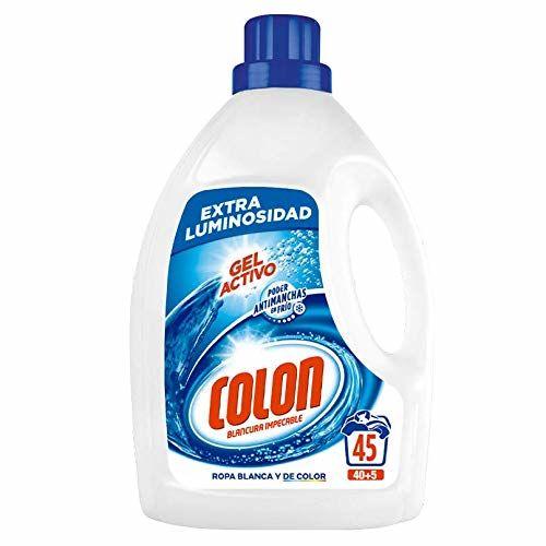 Colon Detergent Liquid Blue, 40Washes–2725ML
