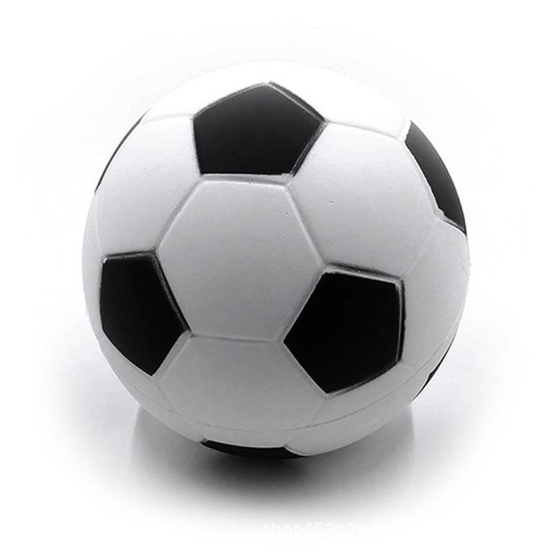 Scented Squishy Slow Rebound Simulation Passion Cool Handsome Mini Football PU Squeezies And Decompression Toys For Children