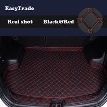 Car trunk mats Liner Carpet Guard Protector For Honda Civic 2017 2018 Auto Interior Accessories