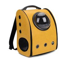 Astronaut Capsule Breathable Pet Cat Puppy Travel Bag Space Backpack Carrier Bags 517D