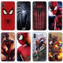 For Samsung Galaxy A3 A5 A7 A9 A8 Star Lite A6 Plus 2018 2015 2016 2017 Spiderman Spider Man Marvel Greatest Silicone Phone Case(China)