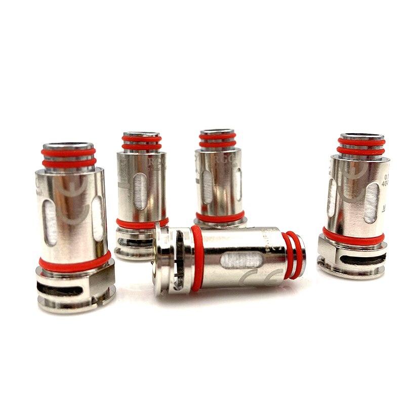 Vmiss 5pcs/box RBM 80 Coil 0.17ohm RGC Head E Cigarette Replacement Coils Vape For RP 80 RP40 Pod Kit