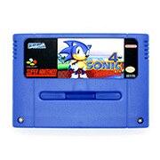 Sonic The Hedgehog 4 16bits เกม cartidge ภาษาอังกฤษ transalte