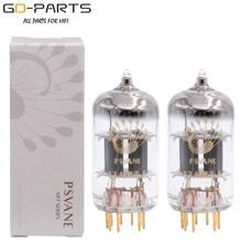 PSVANE مطابقة زوج 12AX7 S ECC83 12AX7 فراغ أنبوب ل Hifi الصوت أنبوب قبل أمبير الغيتار أمبير استبدال 12AX7