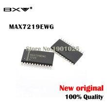 10pcs/lot MAX7219EWG SOP24 MAX7219 SOP 7219 SOP-24 new original