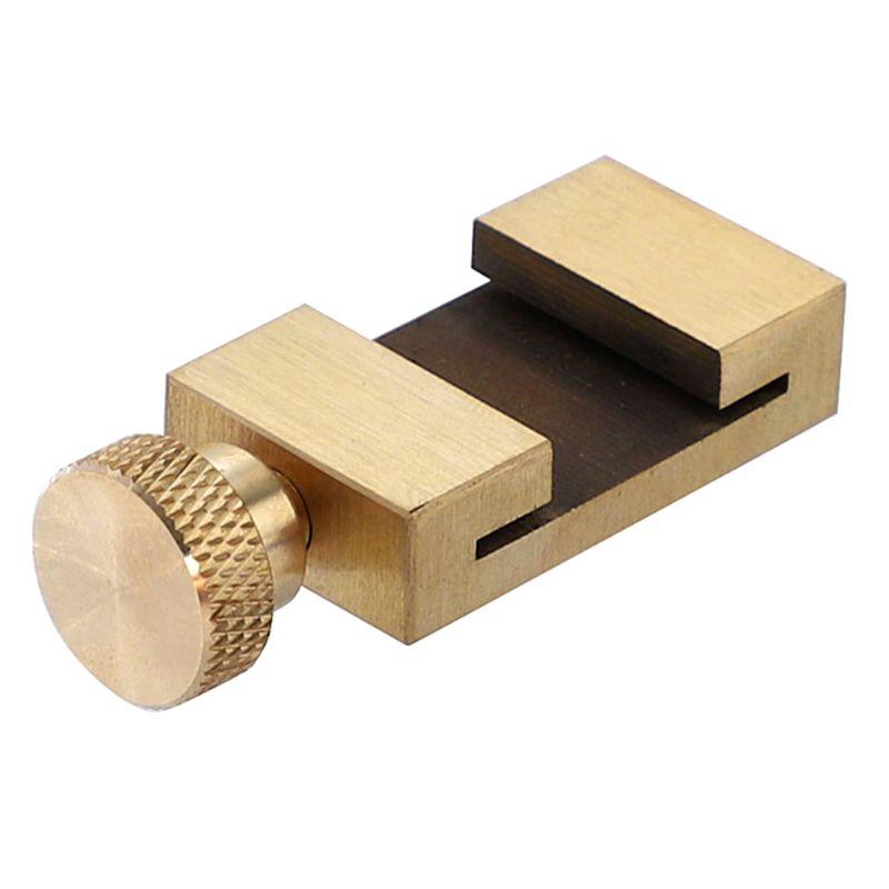 Carpintaria posicionamento bloco durável localizador régua de