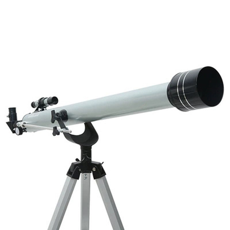 F60700 525x High Magnification Astronomical Refractive Telescope 3Pcs Eyepieces And Tripod Space Observation Spotting Scope Gift