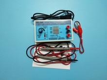 Светодиодный светильник переменного тока 220 В, лампа для ремонта шин, двойной дисплей, подсветка, ЖК-дисплей, измерительные инструменты