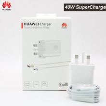 Cable Supercharge Type-C Huawei 40w-Adapter Magic Original RS Mate USB for Nova 5 Honor