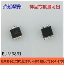 Frete grátis 10PCS EUM6861 EUM6861QIR1 TSSOP 16