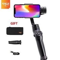EIMANKE Handheld Gimbal Stabilizer with Tripod For Smartphone GoPro 7 XiaoYi 4k Action Camera Not DJI OSMO 3 ZHIYUN FEIYUTECH