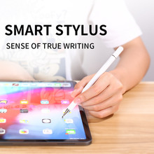 цена на 2019 Capacitive Stylus Touch Screen Pen Universal For iPad Pencil iPad Pro 11 12.9 10.5 Mini For Huawei Stylus Tablet Pen Phone