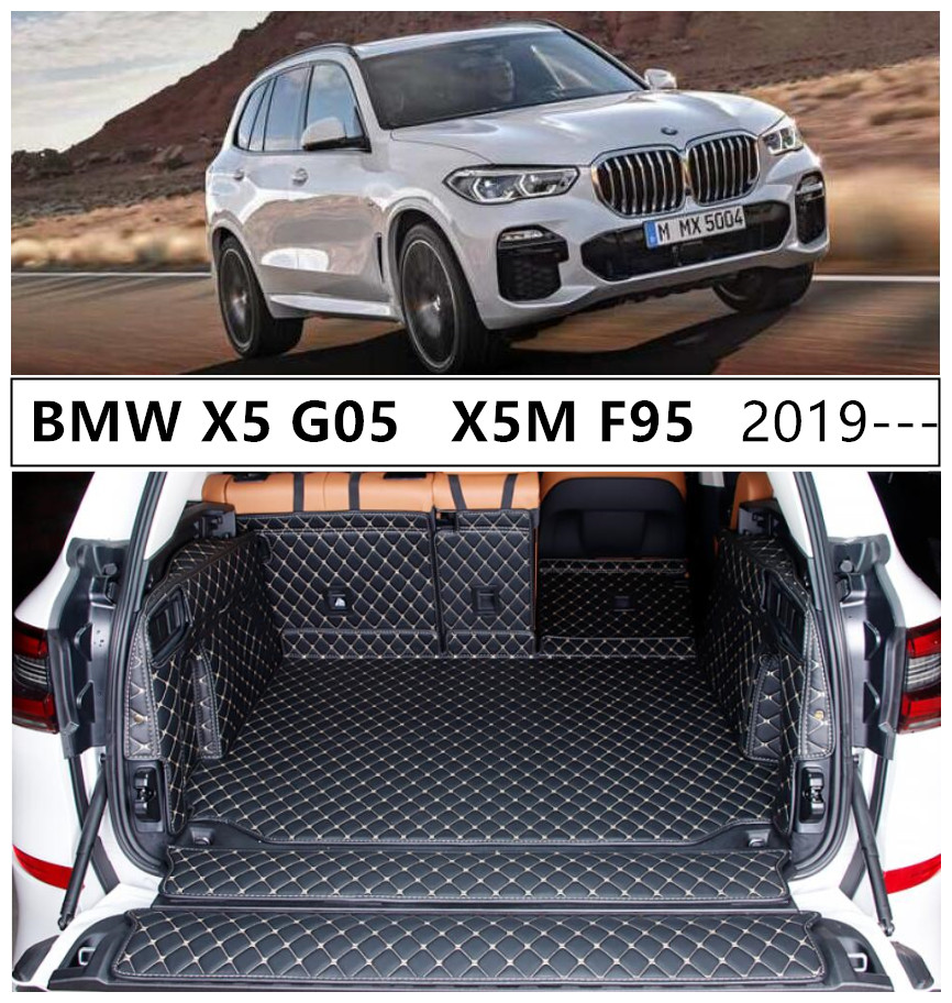 Saloon 2010-2016 Black F10 Element EXP.NLC.05.32.B10 Tailored Custom Fit Rubber Boot Liner Protector Mat-BMW Series 5