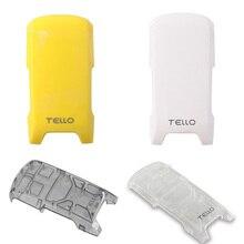Couvercle de coque supérieure de remplacement pour DJI Tello Drone capot de protection protecteur boîtier de protection pour DJI Tello