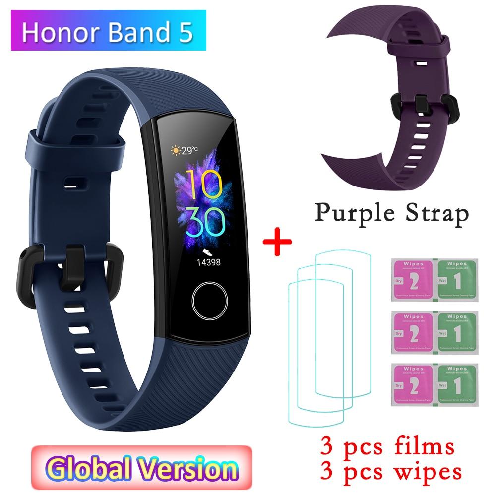 BL Purple Straps