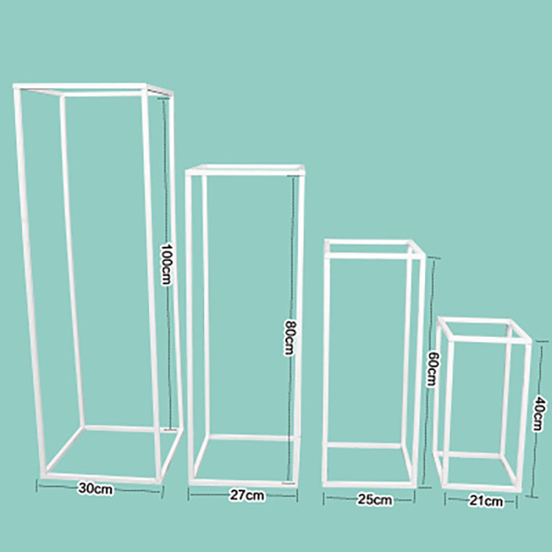 Metal-Frame-for-Wedding-Road-Lead-Stand-Flower-Shelf-Racks-Geometric-Decorative-Props-Party-Background-Stage