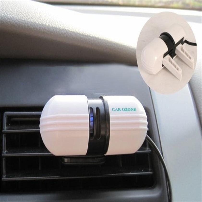 Озонатор для автомобиля очиститель воздуха для автомобиля stlying Автомобиль Озон ионизатор генератор автомобиля очиститель воздуха бренд ...