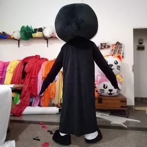 Image 4 - Yetişkin yenilikler hayvan maskot kostüm beyefendi penguenler maskot kostüm karikatür karakter Mascotte süslü elbise karnaval kıyafetler