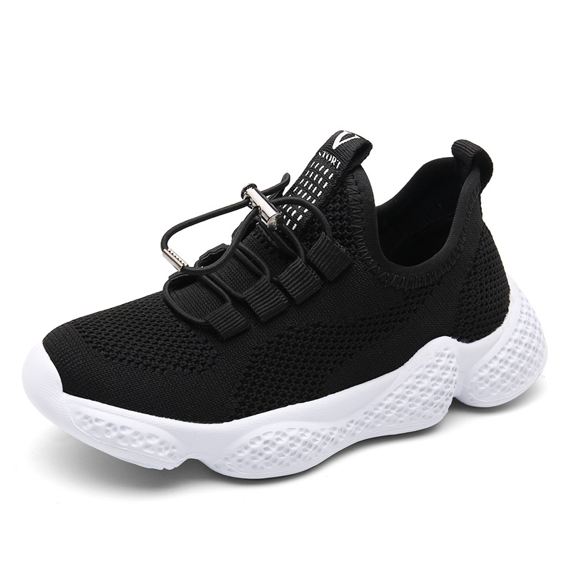 Summer Sneakers Kids Breathable Sports Shoes Boys Girls Outdoor Running Shoes Children Mesh Walking Jogging Shoes Tenis Infantil