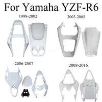 Unpainted Rear Tail ABS Fairing For Yamaha YZF R6 1998 2016 1999 2004 2005 2006 2007 2008 2009 2010 2011 2012 2013 2014 2015